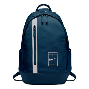 Nike Court Advantage Backpack - Valerian Blue/White