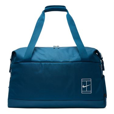 Nike Court Advantage Duffel Bag - Valerian Blue/White