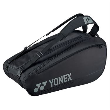 Yonex Pro Racquet 9 Pack Tennis Bag - Black