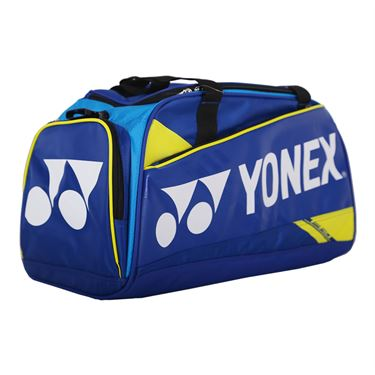 Yonex Tournament Medium Duffel Tennis Bag - Blue