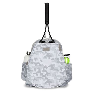 Ame and Lulu Game On Backpack - Camo Grey