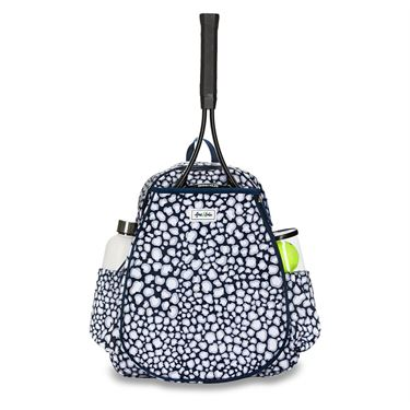 Ame and Lulu Game On Backpack- Leopard Navy