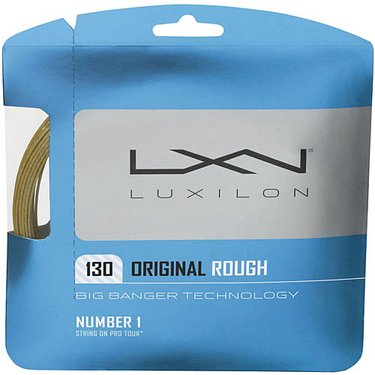 Luxilon Big Banger Original Rough 16 Tennis String