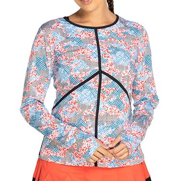Eleven Bold Victory Long Sleeve Sunshirt Womens Camo BD3276 933