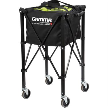 Gamma E-Z Travel Cart Pro  250 Balls (Add $14 Shipping)