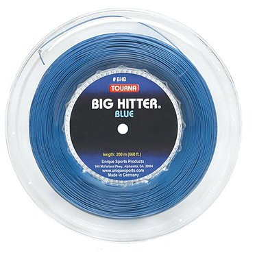 Tourna Big Hitter Blue 17G 660ft. REEL