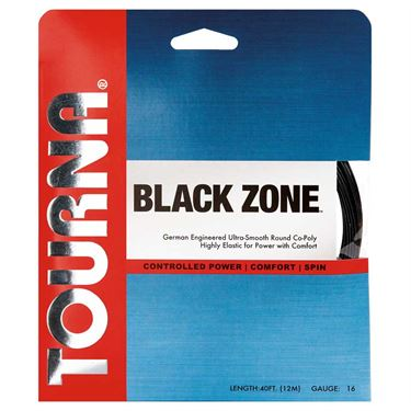 Tourna Big Hitter Black Zone 16 Tennis String