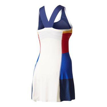 adidas NY Colorblock Dress - White