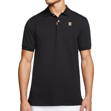 Nike The Nike Polo Shirt Mens Black BQ4461 100
