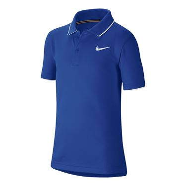 Nike Boys Court Dri Fit Polo