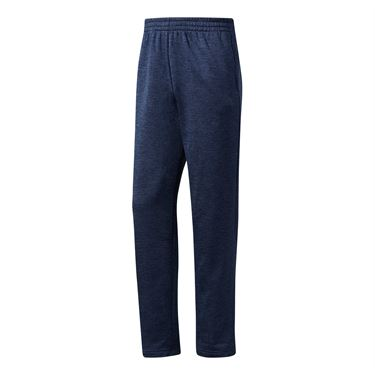 adidas Team Issue Fleece OH Pant - Trace Blue Melange