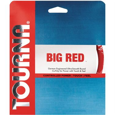 Tourna Big Red 16G Tennis String