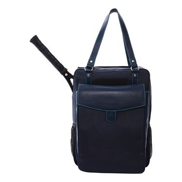 Cortiglia Brisbane Tennis Bag - Navy