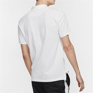 Nike Slim Polo - White