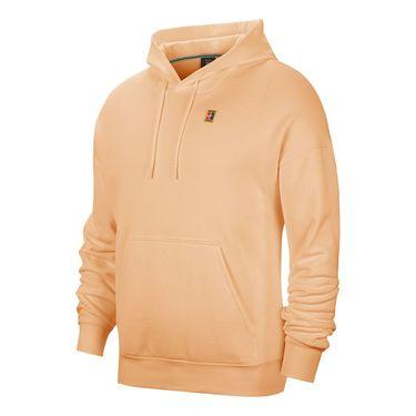 Nike Court Heritage Hoodie Mens White Onyx BV0760 268