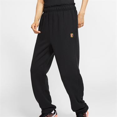 Nike Court Pant Womens Black/White BV1061 010
