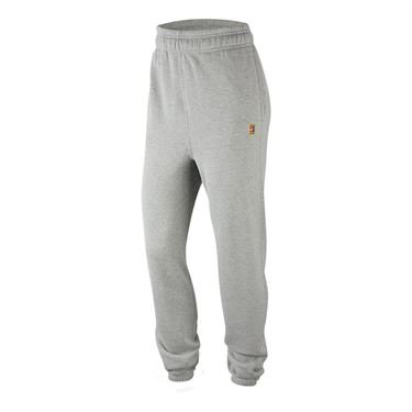 Nike Court Pant Womens Dark Grey Heather BV1061 063