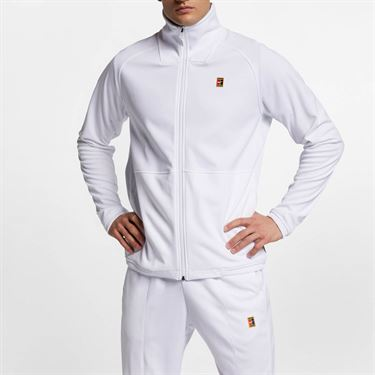 Nike Court Essential Jacket - White