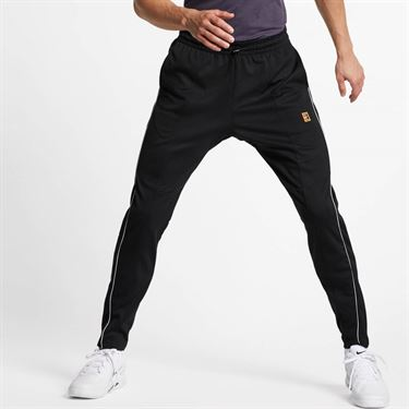 Nike Court Essential Pant - Black/White