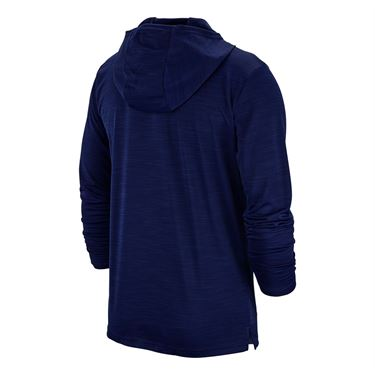 Nike Superset Hoodie - Blue Void/Black