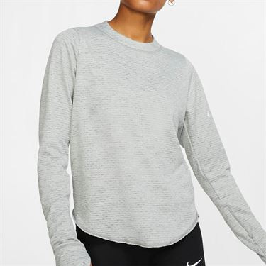 Nike Element Crew Top - Particle Grey/Grey Fog/Reflective Silver