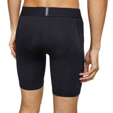 Nike Pro Compression Short Mens Black/White BV5635 010
