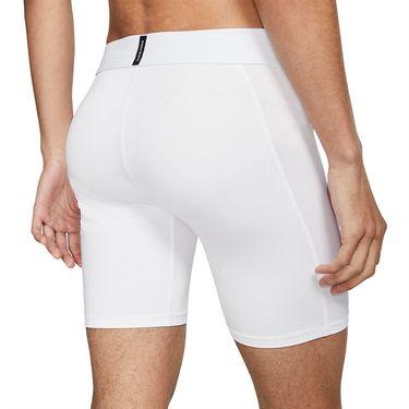 Nike Pro Compression Short Mens White/Black BV5635 100