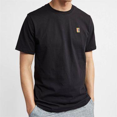 Nike Court Heritage Tee - Black