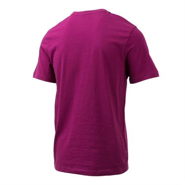 Nike Court Heritage Tee - True Berry