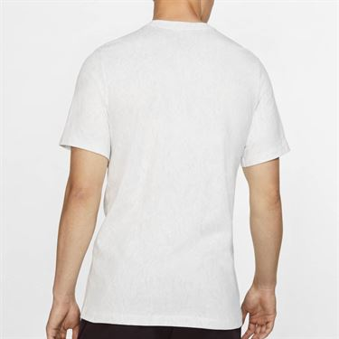 Nike Court Serve Destroy Tee - White