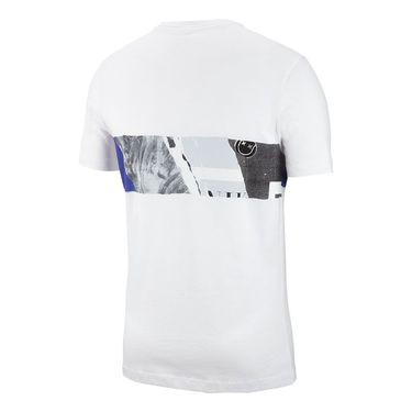 Nike Court Graphic Tee - White