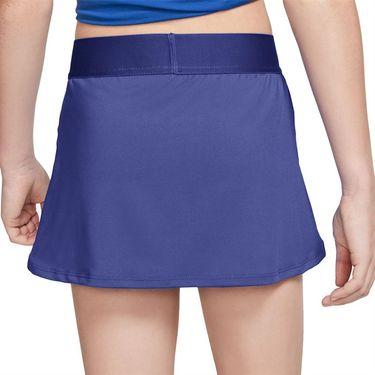 Nike Girls Court Skirt Rush Violet/White BV7391 554