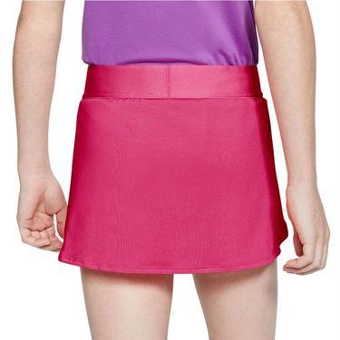 Nike Girls Court Skirt Vivid Pink/White BV7391 616