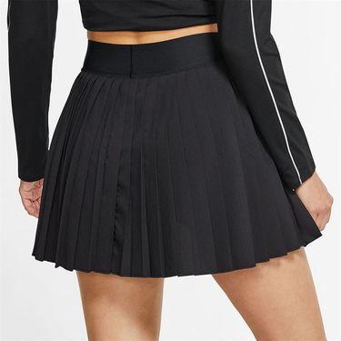 Nike Court Victory Skirt Womens Black/White BV9231 010