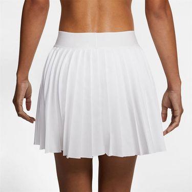 Nike Court Victory Skirt Womens White/Black BV9231 100