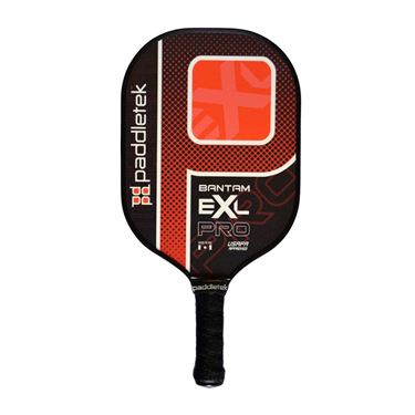 Paddletek Bantam EX-L Pro Pickleball Paddle - Red