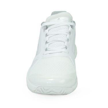 adidas Stella McCartney Barricade Boost Womens Tennis Shoe - White/Silver