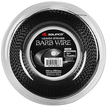 Solinco Barb Wire 16L 660 ft. Reel