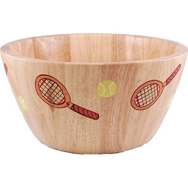 Wooden Salad Bowl