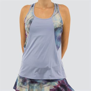 Blue Fish Galaxy Racer Tank Womens Frozen C1031 FR