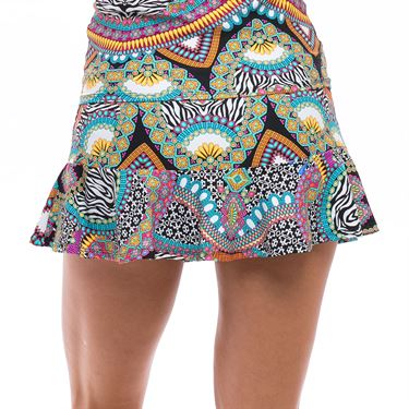 Bluefish Safari Full Skirt Womens Safari Print C1042 SAPû