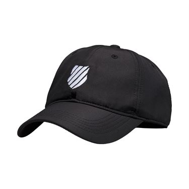 K-Swiss Court Hat - Black/White