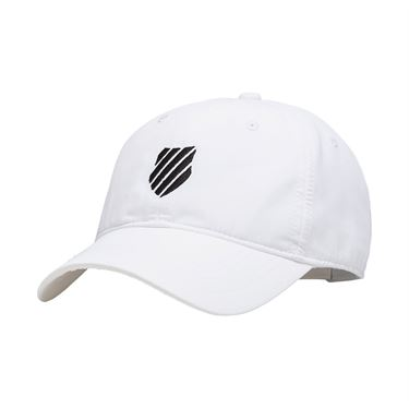 K-Swiss Court Hat - White/Black