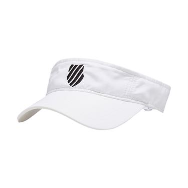 K-Swiss Court Visor - White/Black