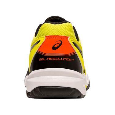 Asics Gel Resolution 7 GS Junior Tennis Shoe