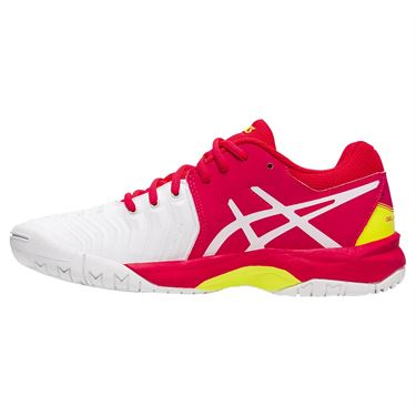 Asics Gel Resolution 7 GS Junior Tennis Shoe