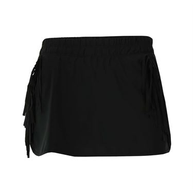 Lucky in Love Boxer Skirt - Black