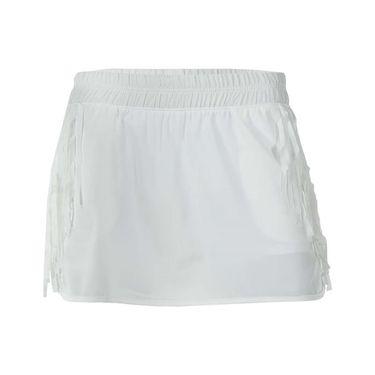 Lucky in Love Boxer Skirt - White
