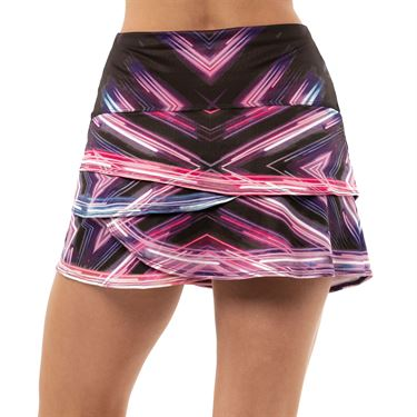Lucky in Love Novelty Scallop Skirt Womens Multi CB206 C80955