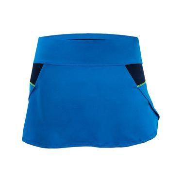 Lucky in Love Boho Sense Pulse Running Skirt - Paradise Blue